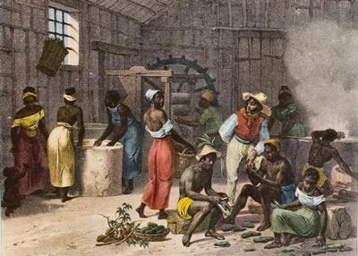 Resultado de imagem para mulheres negras no brasil colonial
